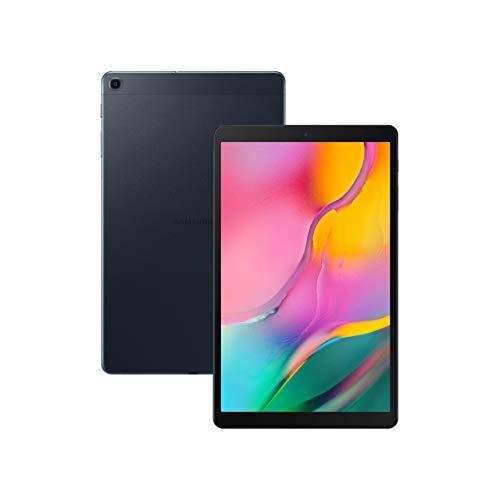 Samsung Galaxy Tab A 10.1 inches Tablet 2GB RAM 32GB Octa Core Wi-Fi - Black A (Renewed)