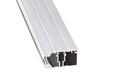 Stegplatte Randprofil Profile für 16mm Stegplatten Alu/Alu 3 Meter