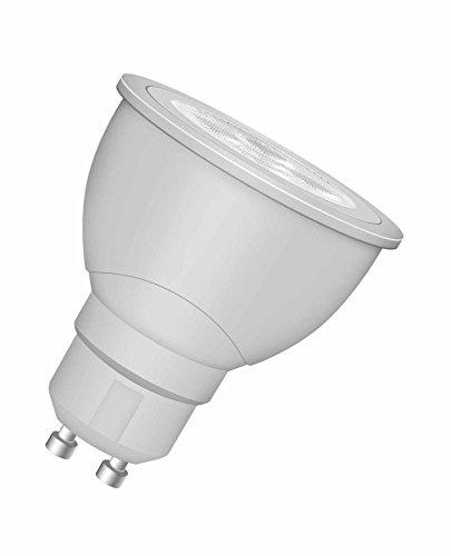 Osram LED-Reflektorlampe| Warm White (2700 K) | Sockel GU10 |ersetzt Reflektorlampen mit 35 W | 3,50 W | LED STAR PAR16