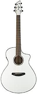 white breedlove guitar