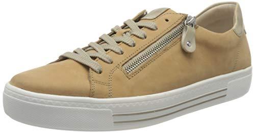 Remonte Damen D0903 Sneaker, Sand/Muschel / 60,37 EU Weit