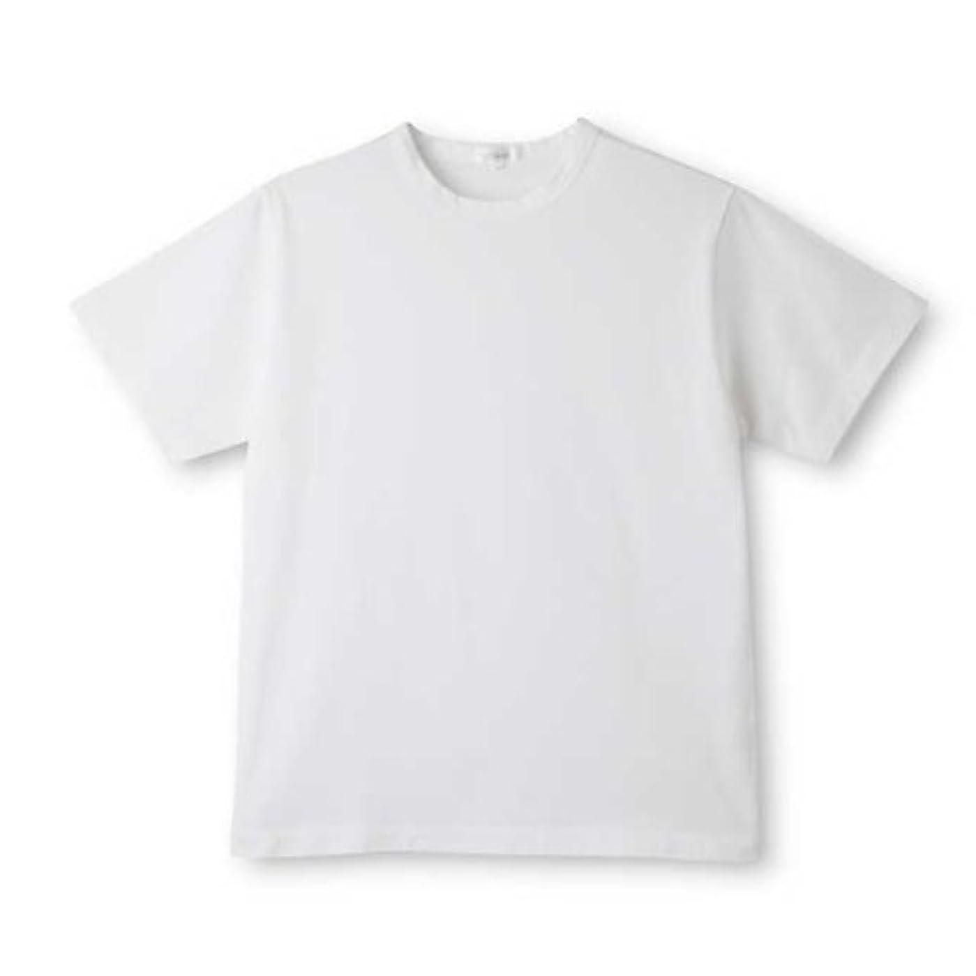 休み屋内で浅いDeol(デオル) Tシャツ 急速分解消臭シャツ クルーネック 男女兼用 LL