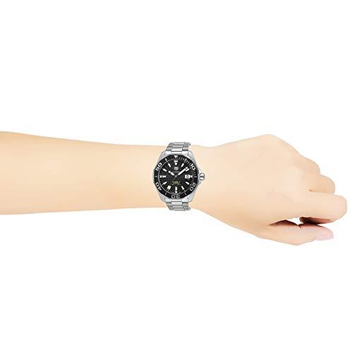 [タグホイヤー] 腕時計 アクアレーサー キャリバー5 WAY201A.BA0927 メンズ 並行輸入品 シルバー