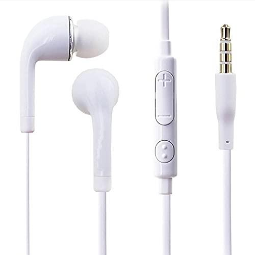 J5 Auriculares I9300 Auriculares de teléfono móvil con cable con ajuste de trigo J5/Jb en la oreja Auriculares universales