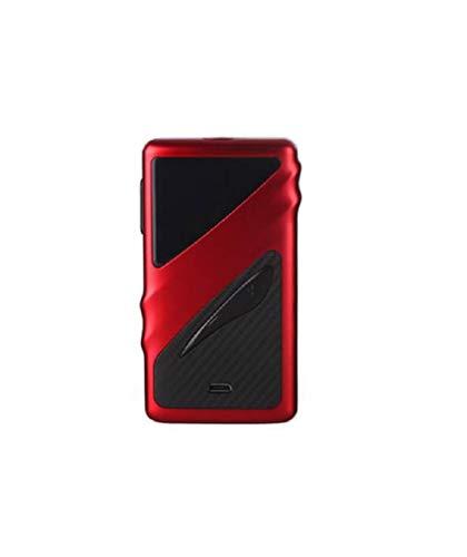 Smoant Taggerz 200 W TC Box Mod para cigarrillo electrónico con pantalla OLED (rojo)