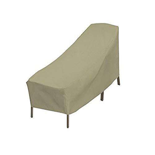 Modern Leisure 7648A Patio Chaise Lounge Chair Cover