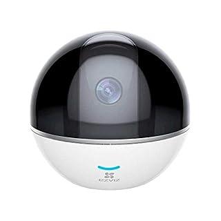 EZVIZ C6TC Telecamera WiFi Motorizzata con centrale di allarme integrata, Risoluzione Full HD 1080p, Audio Bidirezionale parla e ascolta, bianco (B076D51X45)   Amazon price tracker / tracking, Amazon price history charts, Amazon price watches, Amazon price drop alerts