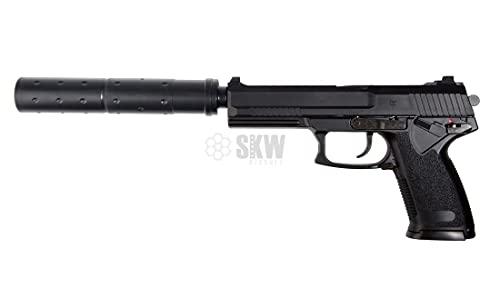 Saigo Defense 23 SOCOM Gas Pistolas de Aire para Caza, Adultos Unisex, Multicolor (Multicolor), Talla Única