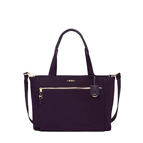 TUMI – Voyageur Mauren Laptoptasche – 13 Zoll Laptoptasche für Damen Violett brombeerfarben One Size