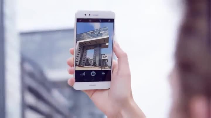 Huawei P10 Lite Smartphone 5 2 Zoll Blau Elektronik