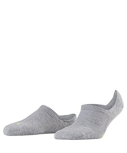 FALKE Damen Füßlinge Cool Kick - Funktionsfaser, 1 Paar, Grau (Light Grey 3400), Größe: 37-38
