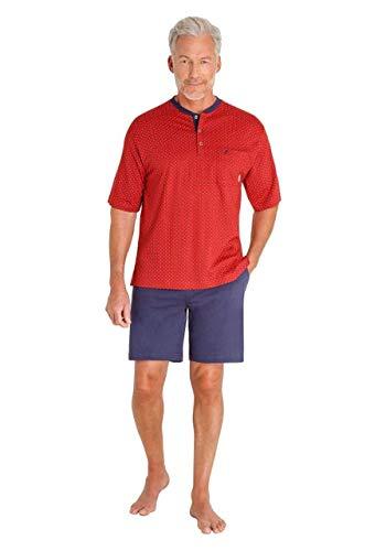 hajo Polo & Sportswear Herren Schlafanzug Premium