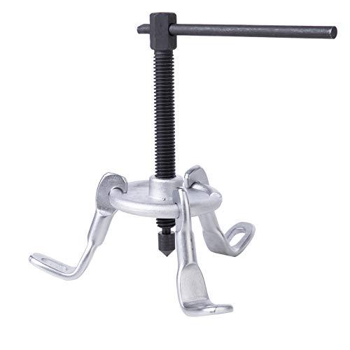 MAXPOWER Universal Bremstrommel Abzieher Satz, Antriebswellenausdrücker mit 5 Abziehfüßen aus gehärtetem Chrom Vanadium Stahl