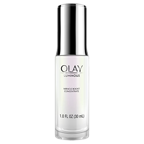 in budget affordable Olay Luminous Miracle Boost Concentrate Vitamin C Facial Serum, 1.0 ounce.