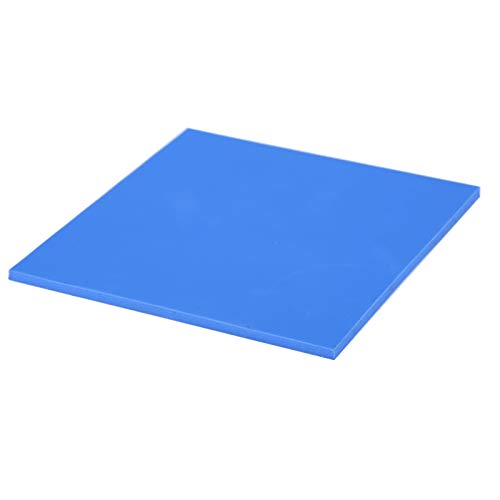 Marame 100x100mm Thermal Pad, 100x2mm Highly Efficient Thermal Conductivity 1.5 W/mK, for Thermal Pad for IC SSD CPU GPU Heat Sink LED Cooling