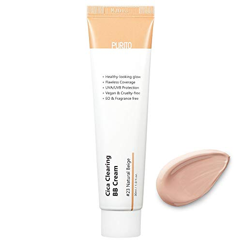 PURITO Cica Clearing BB Cream #23 N…