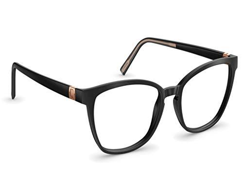 Neubau EVA T056 Black 54/17/0 Damen Brillen