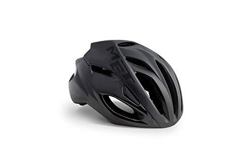 メット リヴァーレ HES ブラック ヘルメット M(54/58cm)