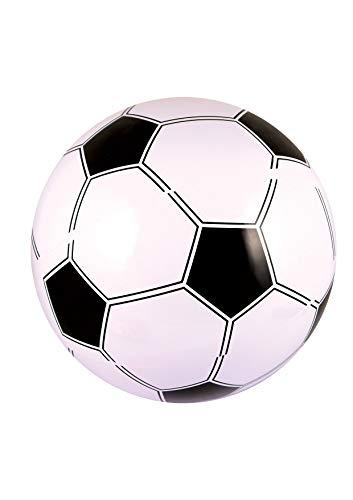 Partyrama - Pelota de fútbol hinchable (40 cm)