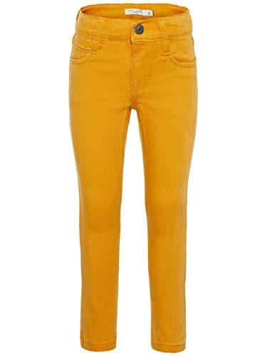 Name It NMMTHEO TWIADAM Pant Noos Pantalon, Jaune (Sunflower Sunflower), 92 Bébé garçon