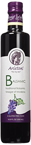 Ariston Traditional Modena Balsamic Premium Vinegar Aged 500ml Product of Italy Sweet Taste
