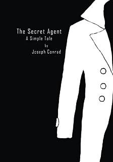 The Secret Agent A Simple Tale (Large Print)