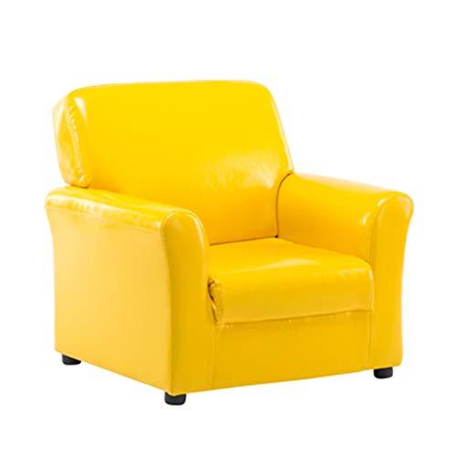 HAKN Canapé Pour Enfants (Couleur : Le jaune)