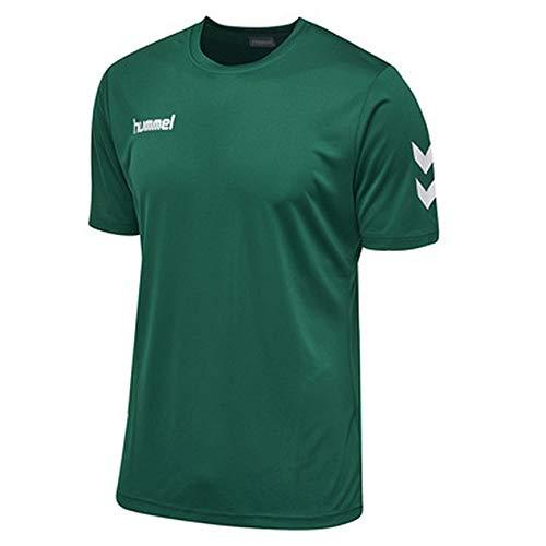 Hummel Kinder T-Shirt Core Polyester Tee 03756 Evergreen 104