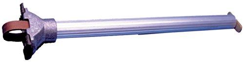 'MSA 507005 Ergonomic Tool Holder for Harness Fall Protection, 18'' Length', Gray