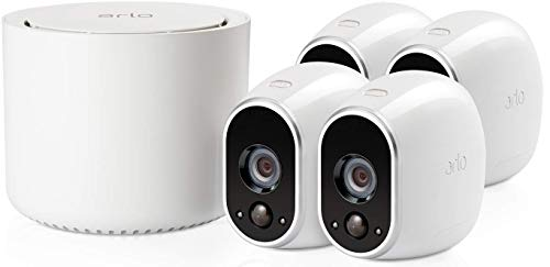 Arlo Wireless Security Cameras - Arlo VMS3430-100EUS security Camera