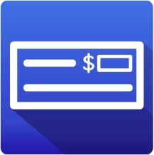 accounts checkbook app