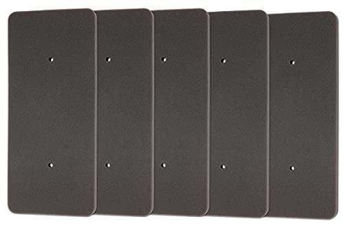 5 filtros de repuesto para secadora Hoover I se pueden utilizar en lugar de Hoover Filter 40006731I I I Filtro de esponja, filtro de pelusa, esponja de filtro para secadora de bomba de calor