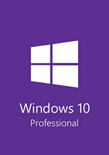 DVD Compatible for Microsoft Windows 10 Professional 32|64 Bit OEM with Activation Key