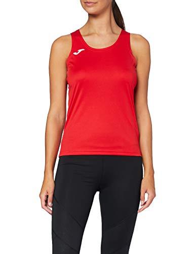 Joma 900038.600 Camiseta Mujer Rojo
