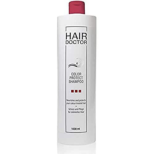 Hair Doctor de by Marion meinert Color Protect Champú, 1er Pack (1x 1l)