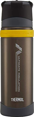 THERMOS Ultimate MKII Series Flask 500ml, Charcoal