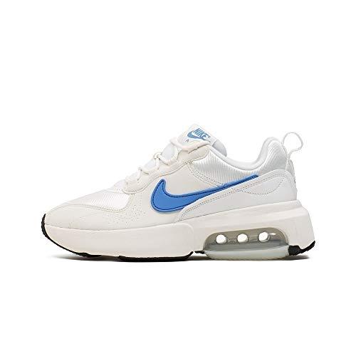 Nike Zapatillas de running Race para mujer, 0, blanco (Summit White Coast Sail 101), 37.5 EU