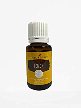 Lemon Essential Oil 15ml by Young Living Oils New & Sealed