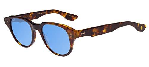 Gafas de Sol Dita TELEHACKER Tortoise Haze White Gold/Jay Blue 54/21/144 hombre