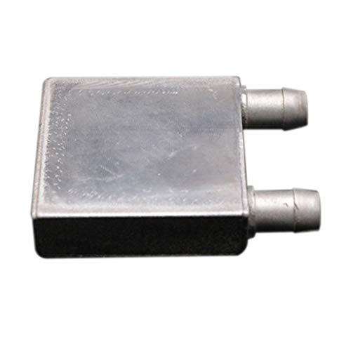 Aluminio líquido del Agua de refrigeración del Sistema disipador de Calor CPU Bloquear la CPU del Ordenador Radiador PC portátil CPU Heat Sink Piezas del Sistema 1