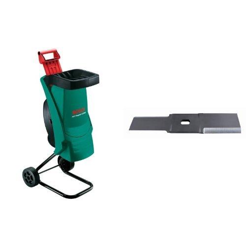 Bosch AXT RAPID 2200 - Biotrituradora, 2200 W + Jardín