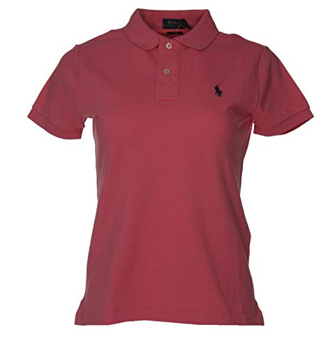 Ralph Lauren Damen Polo - Skinny Fit (XL)