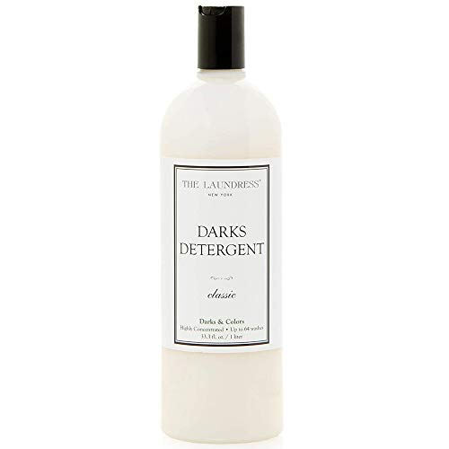 The Laundress - Darks Detergent, Classic, Laundry Detergent for Dark Clothes, Keep Colors...