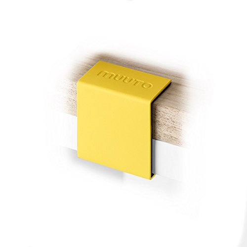 Muuto Stacked Clip Set - Yellow 5 pcs.