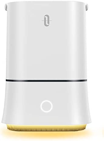 TaoTronics Cool Mist Humidifiers Quiet Ultrasonic Humidifier for Bedroom Large Home Baby Room product image