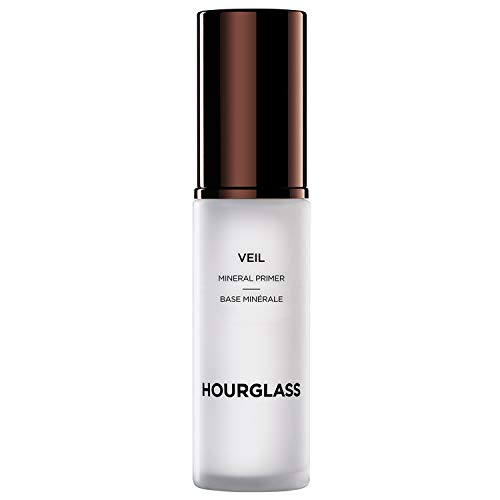 Hourglass Veil Mineral Primer. All Day Oil-Free Makeup Primer with SPF 15. Vegan and Cruelty-Free. (1 Ounce).