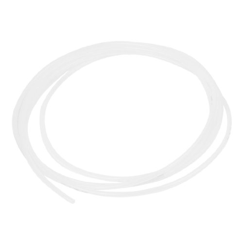 5 M long blanc en polyéthylène PE Rouleau tube gaz eau tuyau 8 x 6 mm