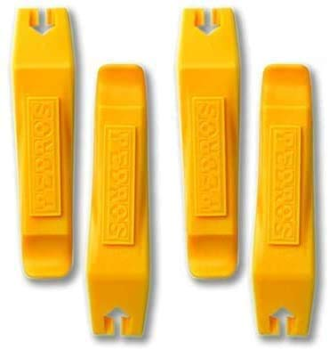 Pedro's Bicycle Tire Lever - Pair (Pack of 2, Yellow)