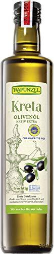 Rapunzel Bio Olivenöl Kreta P.G.I., nativ extra (6 x 500 ml)