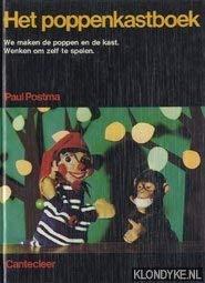 Het poppenkastboek: we maken de poppen en de kast: wenken om zelf te spelen